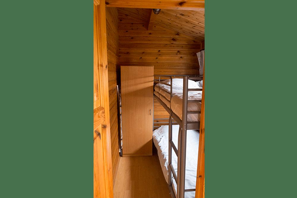 Krabbbenkreek-Chalet-130-Slaapkamer2-2