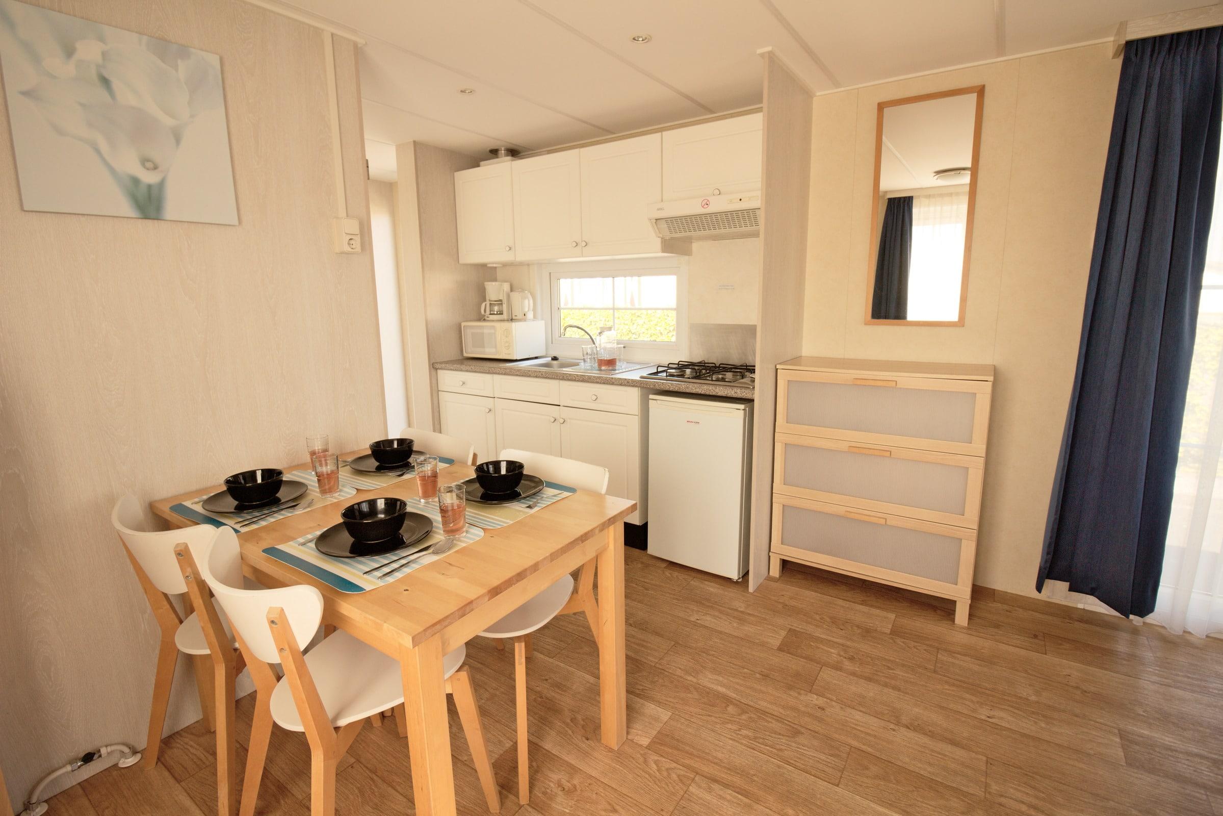 Krabbenkreek-Chalet-152-Keuken