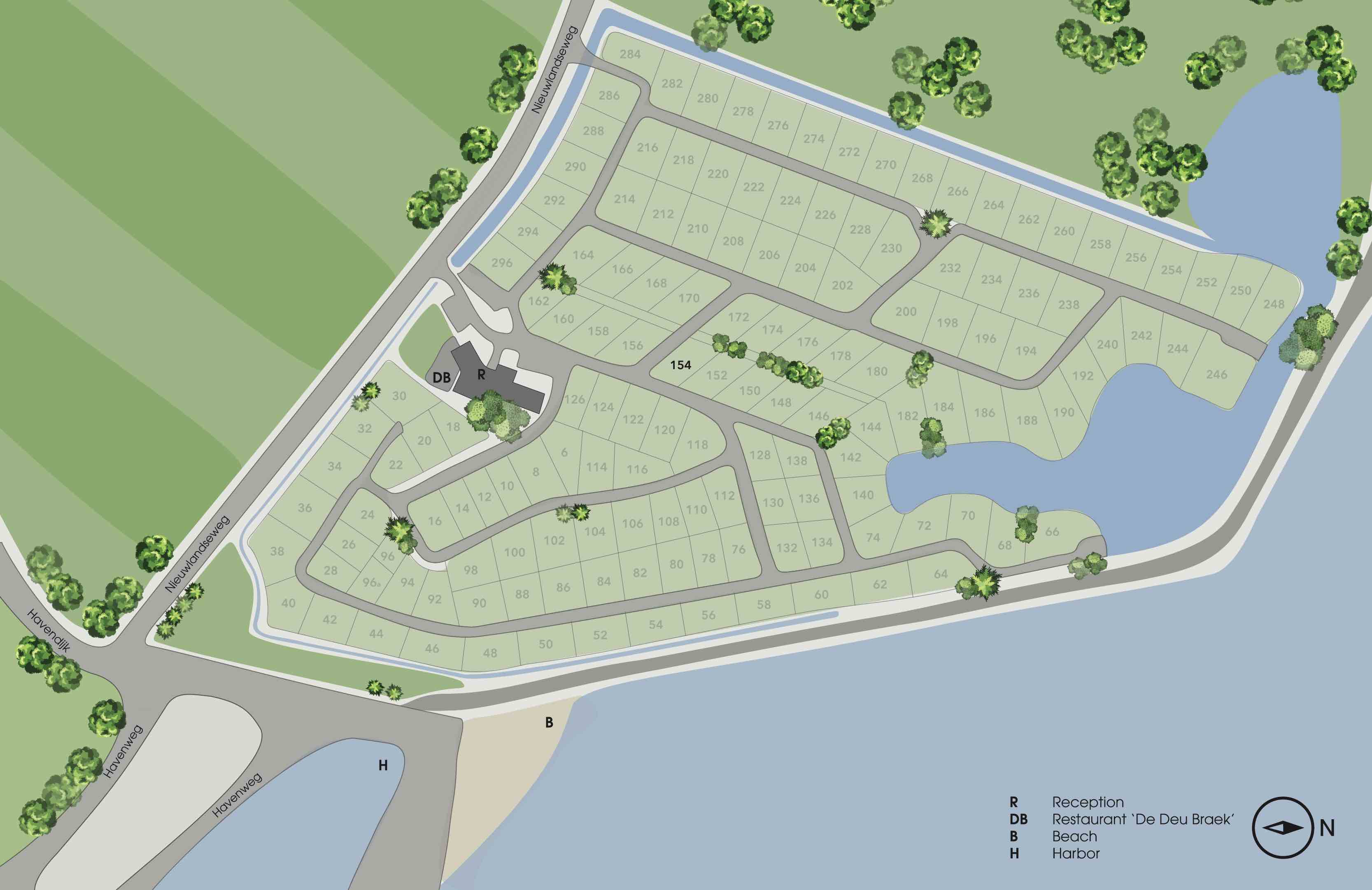 Zeeland Map - V2 - Huis 154