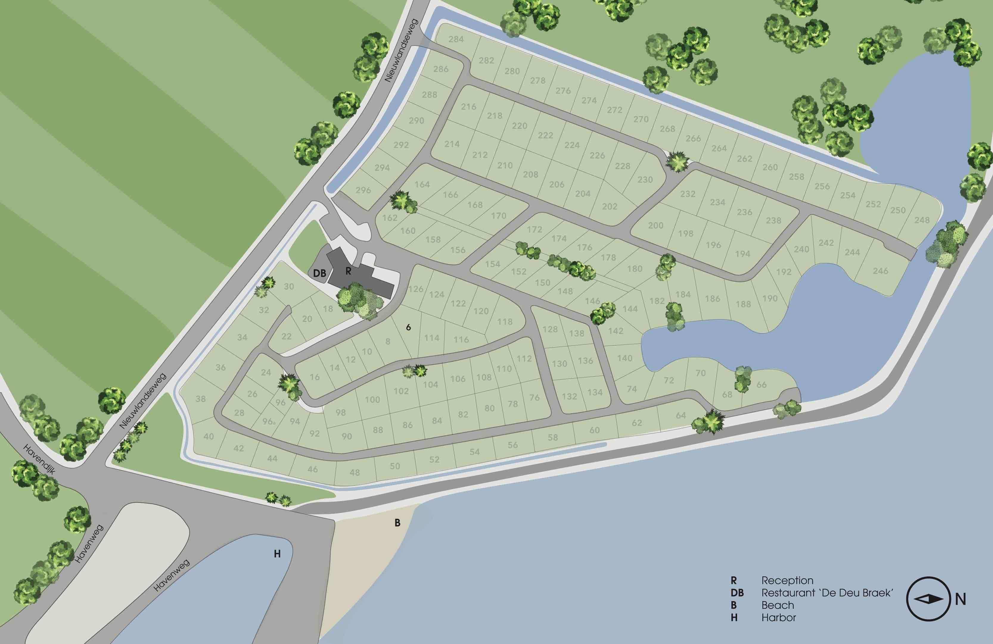 Zeeland Map - V2 - Huis 6